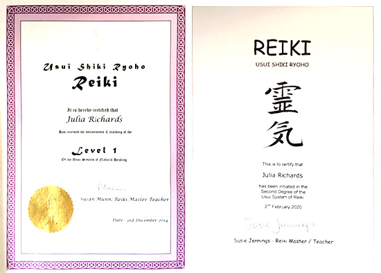 Jewels Stables Reiki Healing for Everyone
